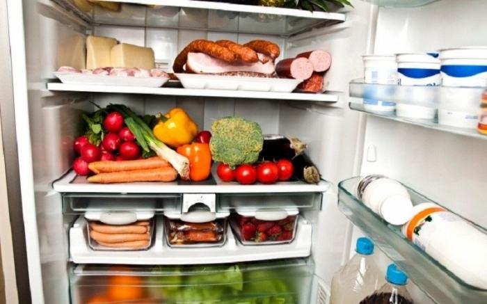 Советы для хранения продуктов внутри холодильника