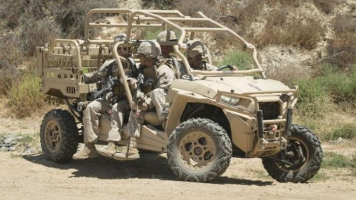 США готовят соединение «автономных роботов убийц» с новейшей боевой машиной