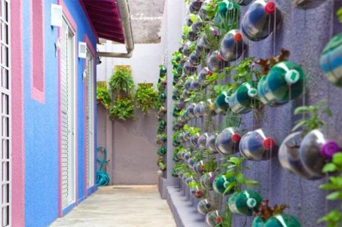 Необычные сады в мире