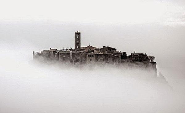 Вымерший город Италии