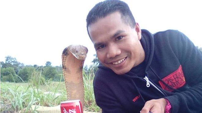 Мужчина, который не женился на змее, умирает от укуса кобры