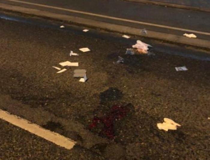 Семья из трех человек серьезно ранена человеком с ножом в Вене