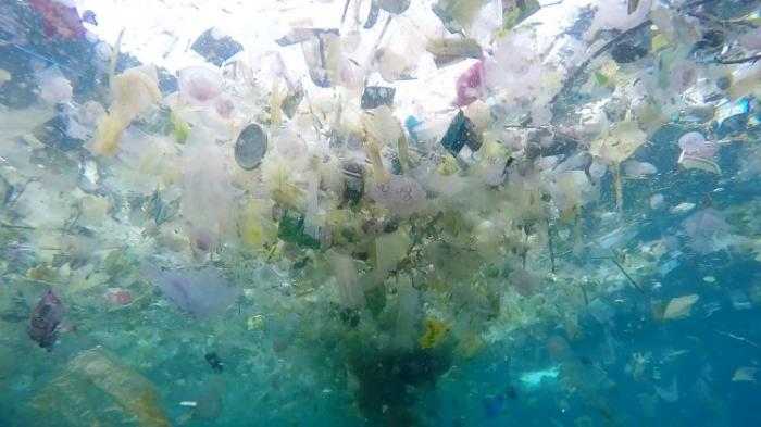 Как пластик попадает в океан?
