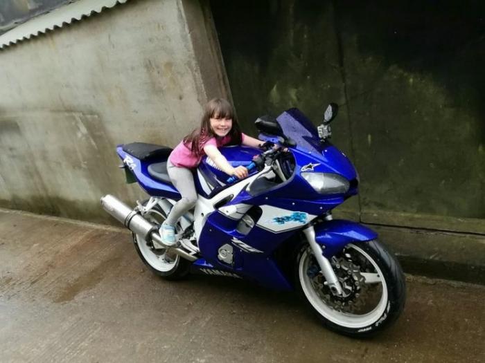 7-летней девочке сказали, что она никогда не станет механиком, потому что она девушка