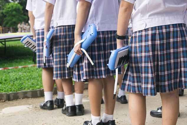 Мальчикам в школе-интернате теперь разрешено носить юбки, чтобы они могли «выразить себя»