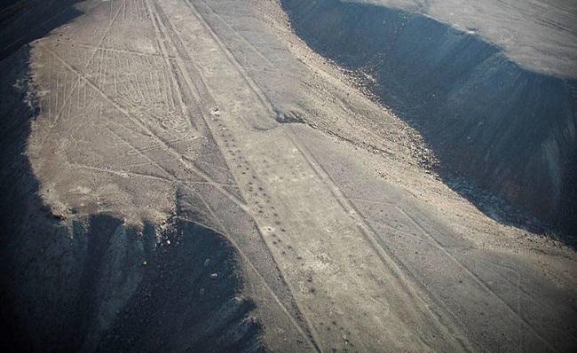 Геоглифы в долине Пальпа