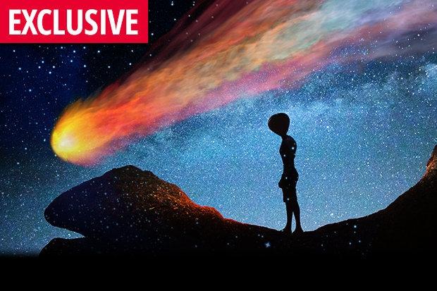 «Люди не появились на Земле». Жизнь началась на другой планете