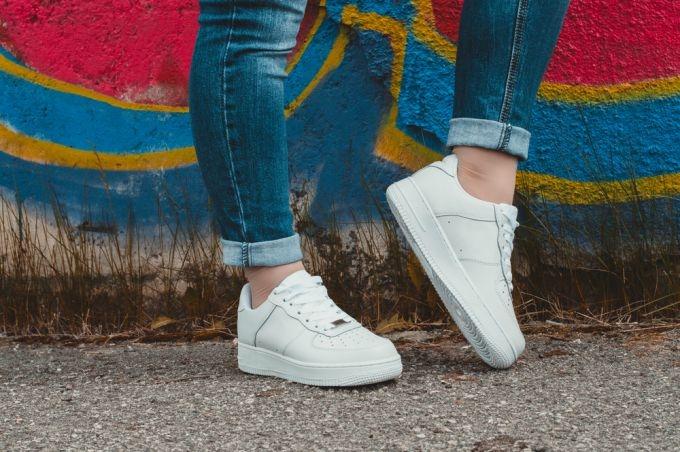Обувь  в виде криперсов