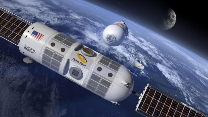 Взгляните на отель в космосе стоимостью проживания 600 тыс. фунтов стерлингов в сутки, который планирует распахнуть двери всего через три года