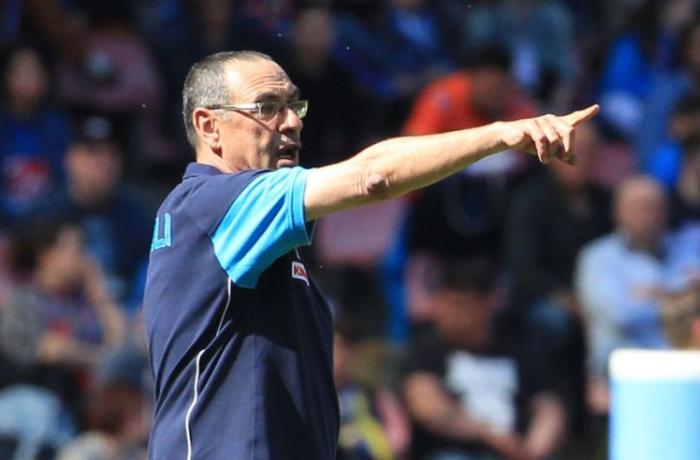 «Челси» вступает в контакт с «очень заинтересованным» Маурицио Сарри о замене Антонио Конте