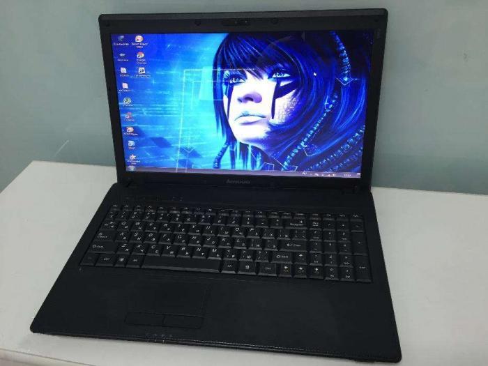 Восстановление видео чипа ноутбука - Lenovo G565