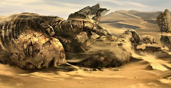 Была ли еще одна цивилизация на Земле до людей?