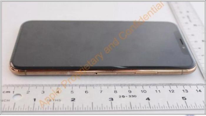Совершенно секретный план Apple это роскошный золотой iPhone X, раскрыт в официальных документах