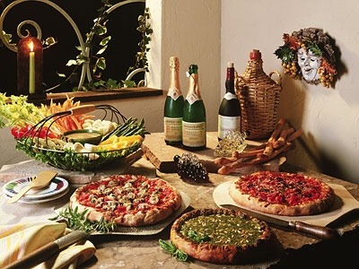 Что едят в Италии