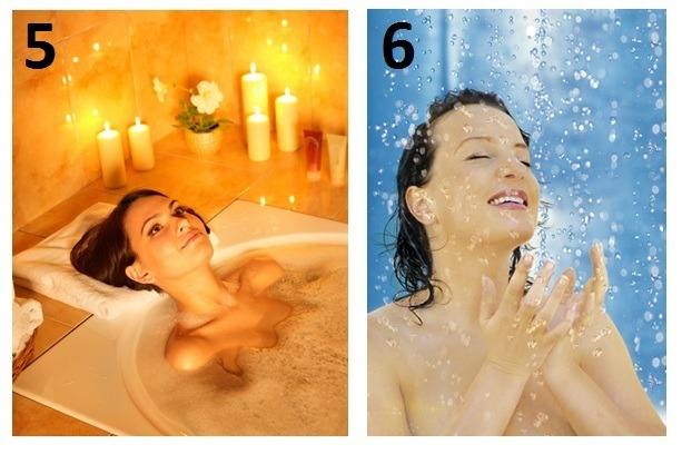 Что выбрать, ванную или душ
