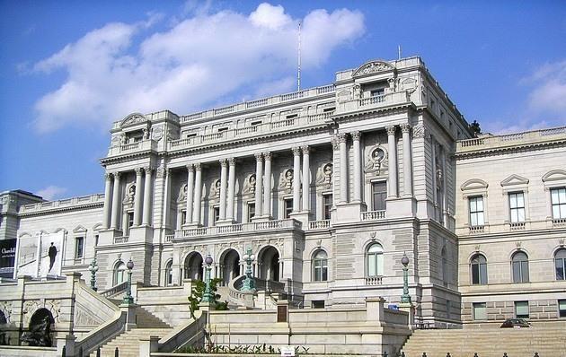 Самая большая библиотека Америки