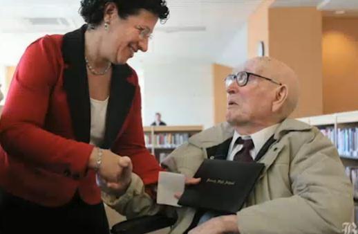 Получение диплома в пенсионном возрасте