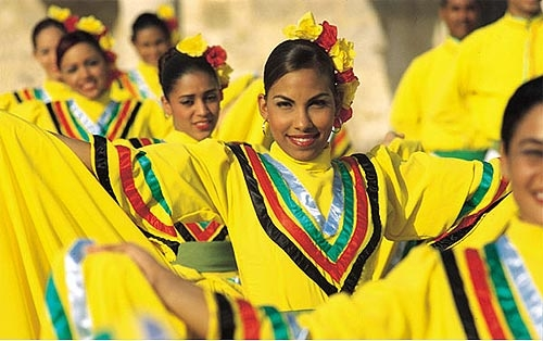 Жители Доминикана