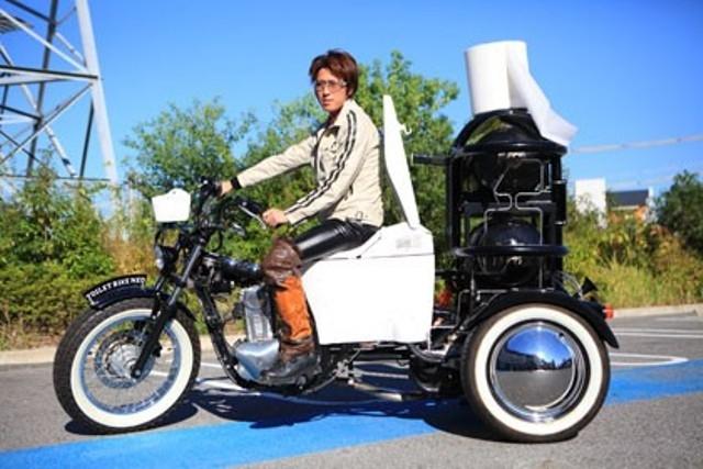 Навозный мотоцикл