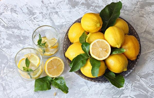 Полезные лимоны