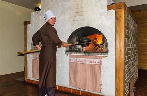 Как растопить печь
