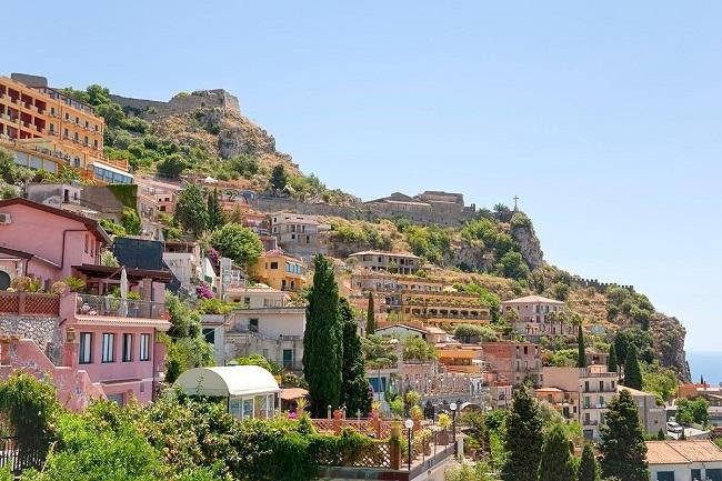 Интересные места в Греции