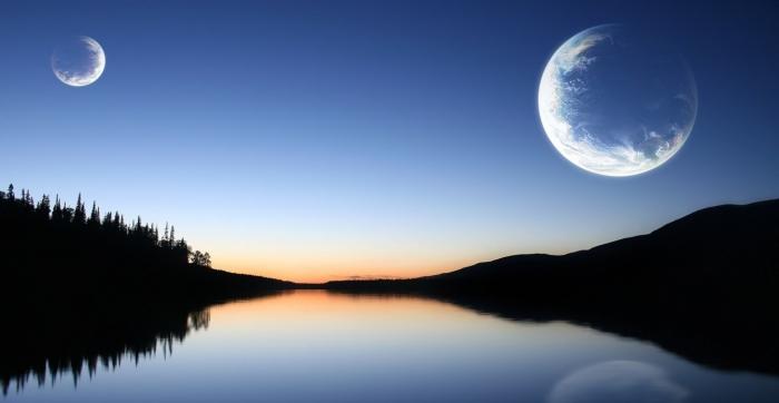 У Земли было несколько Лун, которые таинственно исчезли, утверждают ученые