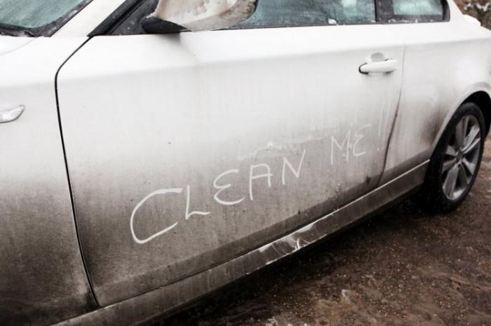 Оказывается, ваш автомобиль еще грязнее, чем ваш мусорник
