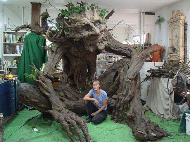 Дерево тролль