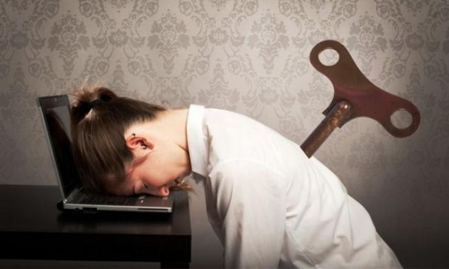 Борьба с весенней усталостью