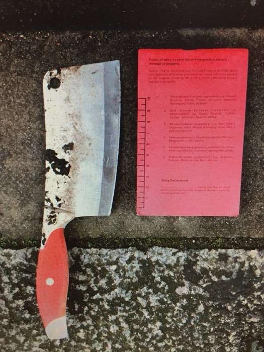 Страшное оружие на улицах Дикого Лондона