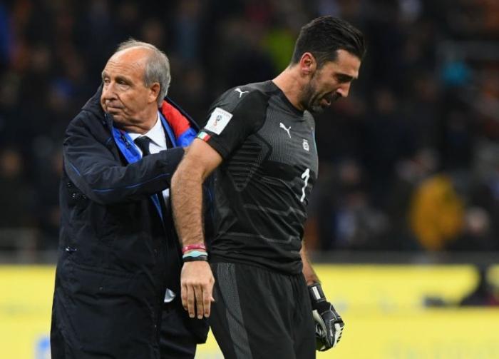 Почему Италия не на чемпионате мира в этом году?