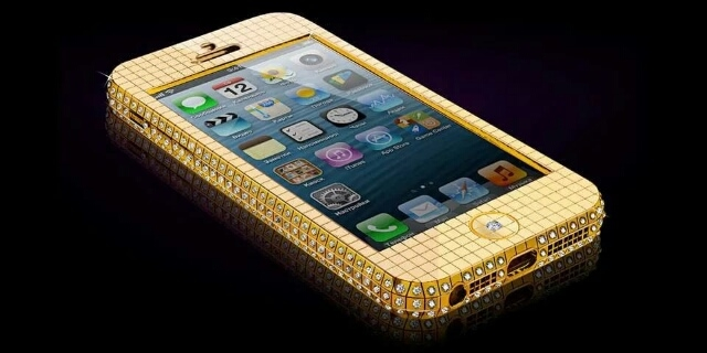 Самый дорогой телефон во всем мире