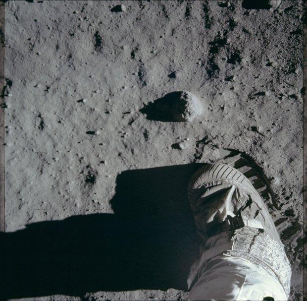 Выявлено, что снимки НАСА о «Полете на Луну» возмутительно отредактированы