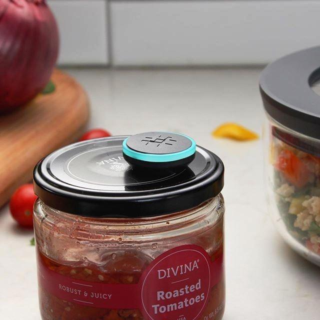 Изобретение новых контейнеров для хранения продуктов