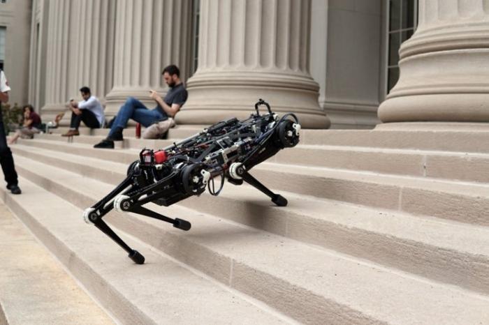 Неостанавливаемый робот «Чита» теперь может охотиться и в темноте, человечеству конец