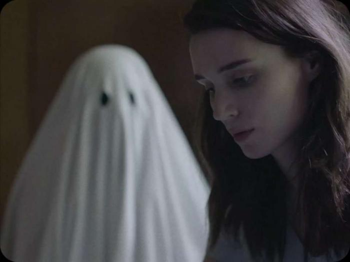 Про что фильм история призраков