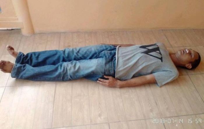 Мужчина сфальсифицировал собственную смерть, чтобы он мог требовать похоронные деньги от семьи