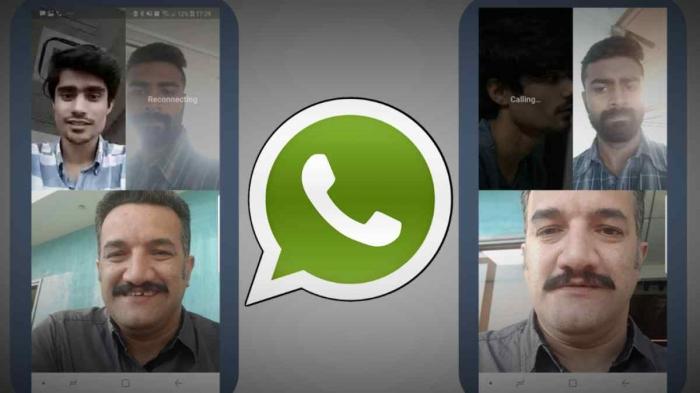 Вотсап запускает режим видеосоединения с группой до четырёх человек