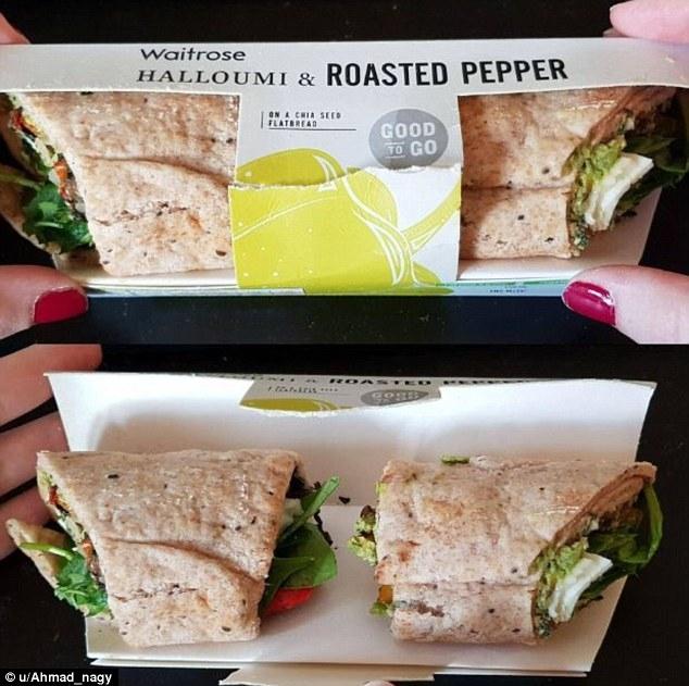 Упаковки, которые обманывают покупателей. Те думают, что им положили больше еды