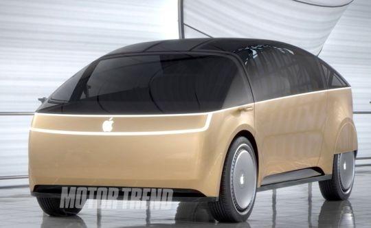 «Apple автомобиль» появится в течение следующих семи лет, утверждает аналитик