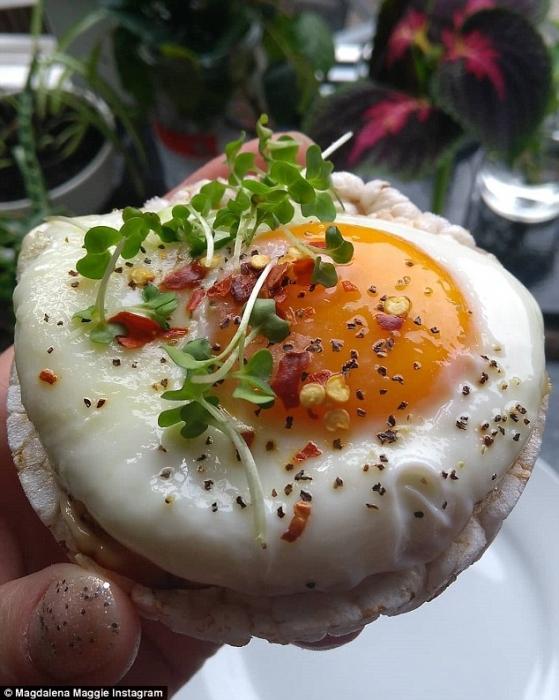 Простые секреты приготовления идеального жареного яйца
