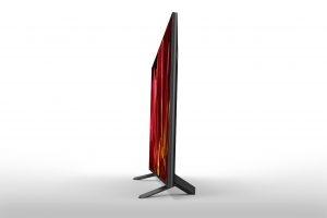 Sony представила два новых сматр-ТВ с 4К дисплеями.