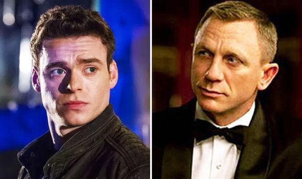 Джеймс Бонд: Ричард Мэдден обыгрывает Тома Харди и Идриса Эльбу для следующего агента 007