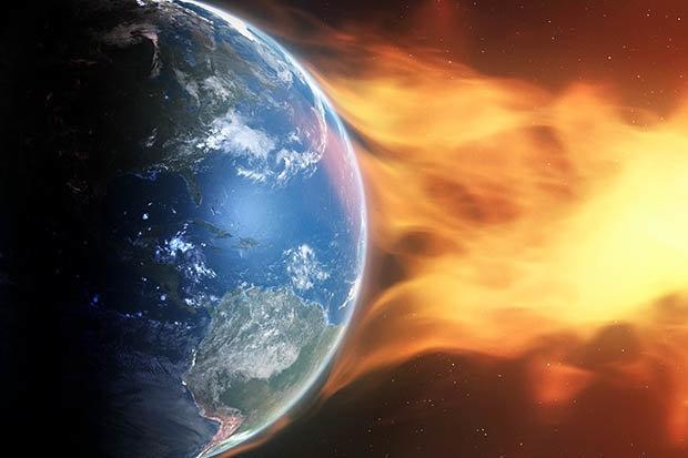 Когда солнечная буря ударит по нашей планете?