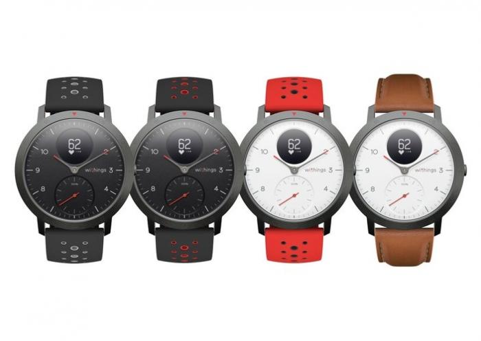 Новые смарт-часы от Withings