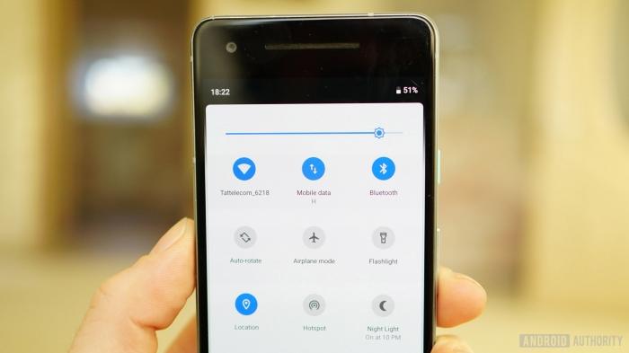 Компания Google удаленно изменила настройки на смартфонах с Android Pie.