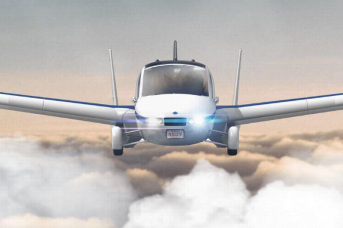 Мировой первенец летающих автомобилей начнет продаваться уже СКОРО и запланирована еще более удивительная машина