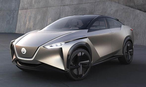 Nissan, строит полностью электрический внедорожник, цена которого составляет половину от цены Tesla X
