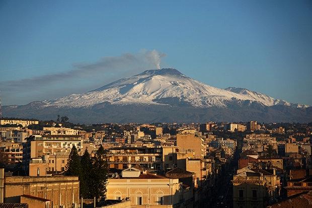 Ожидается Европейское цунами: гора Этна вызовет большое бедствие